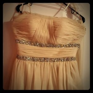 Tan dress size M for any Occasions